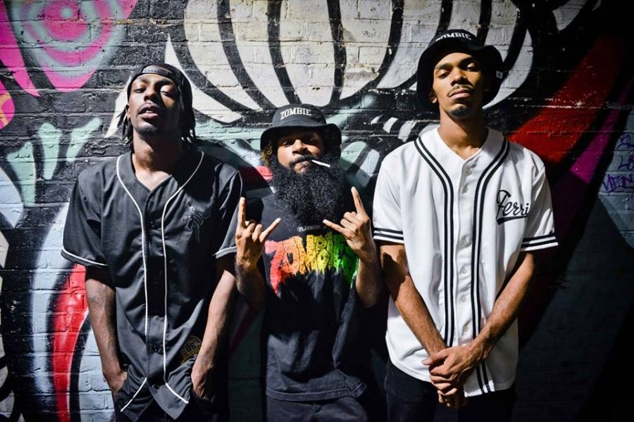 Flatbush Zombies and The Underachievers at Concord Music Hall