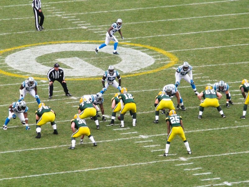 Green Bay Packers earn top grades in win over Carolina Panthers