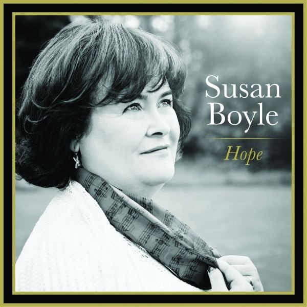 Listen: Susan Boyle takes on John Lennon's classic track 'Imagine'