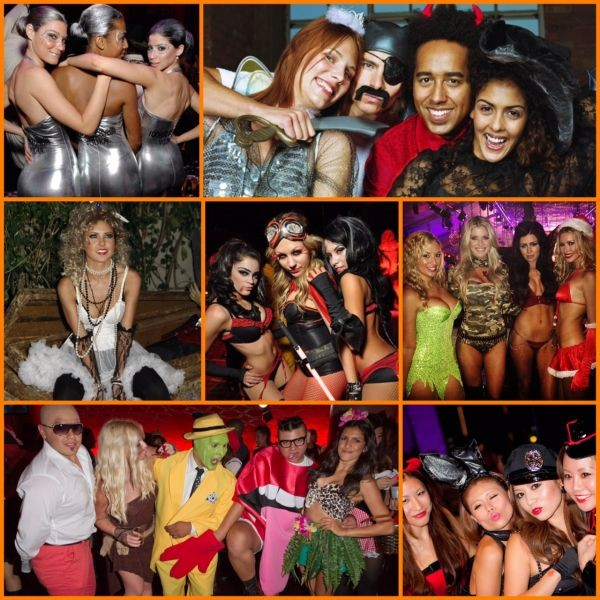 List of the 3 best Halloween parties in Miami