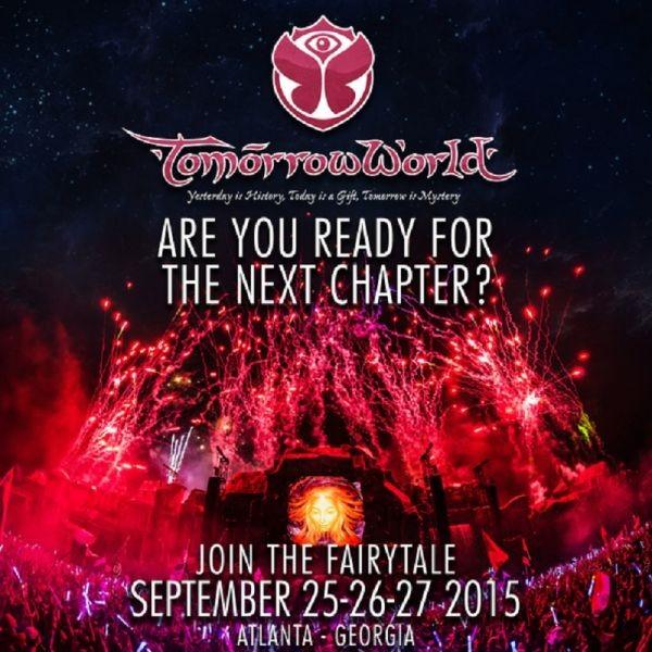TomorrowWorld 2014 Triumphantly Returns & Announces 2015 Festival Dates