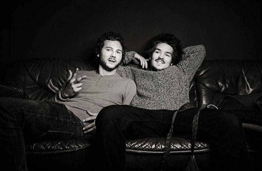 German duo Milky Chance announce 2015 North American Tour