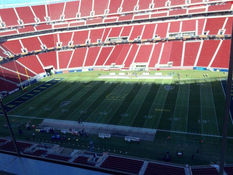 Cal and Oregon go head-to-head at Levi's Stadium