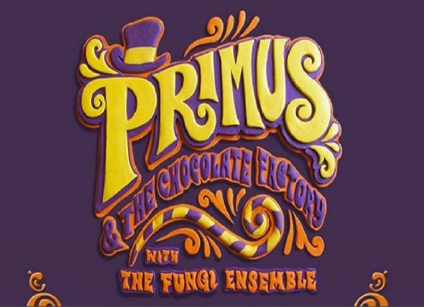 STG/Paramount Theatre present Primus and The Chocolate Factory live in Seattle