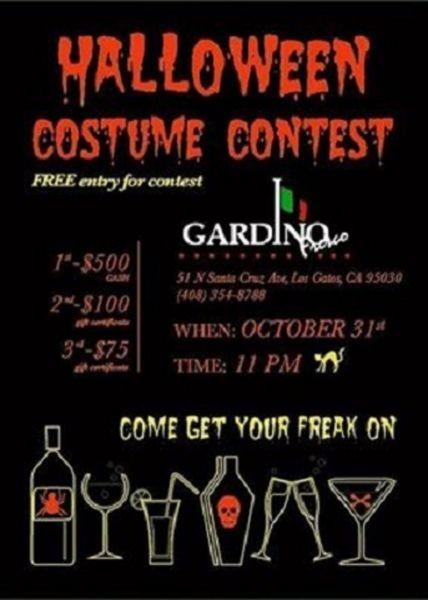 Gardinos of Los Gatos prepares for their first Halloween Party