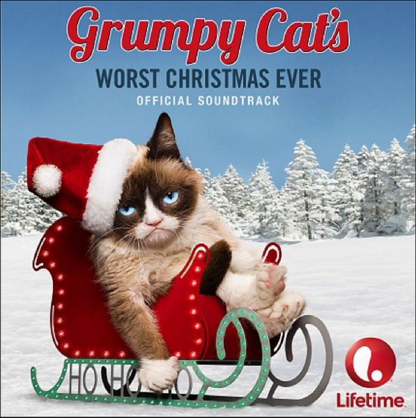 Arizona's Grumpy Cat has Christmas movie and soundtrack coming