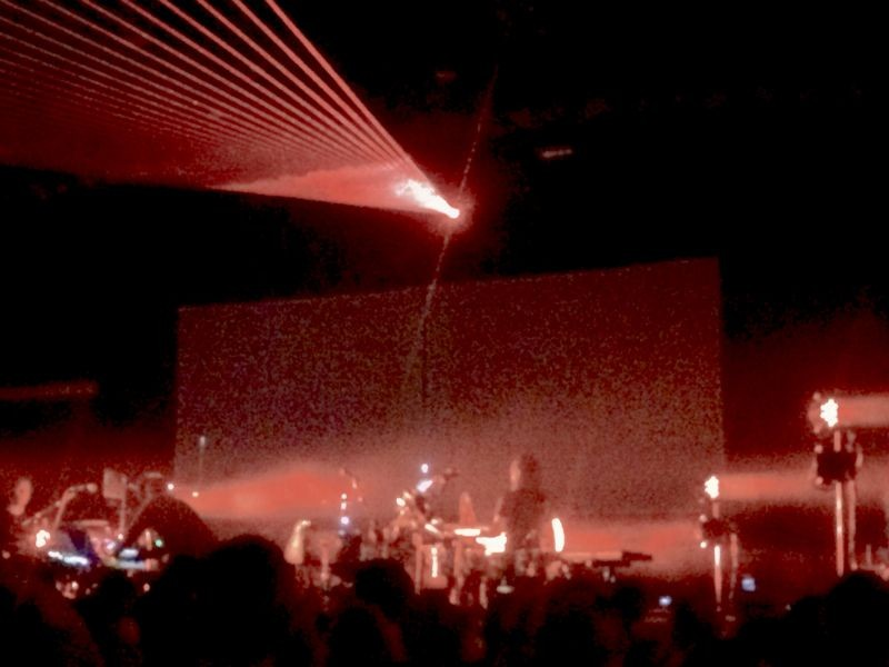 SBTRKT drops live remixes all night in Boston