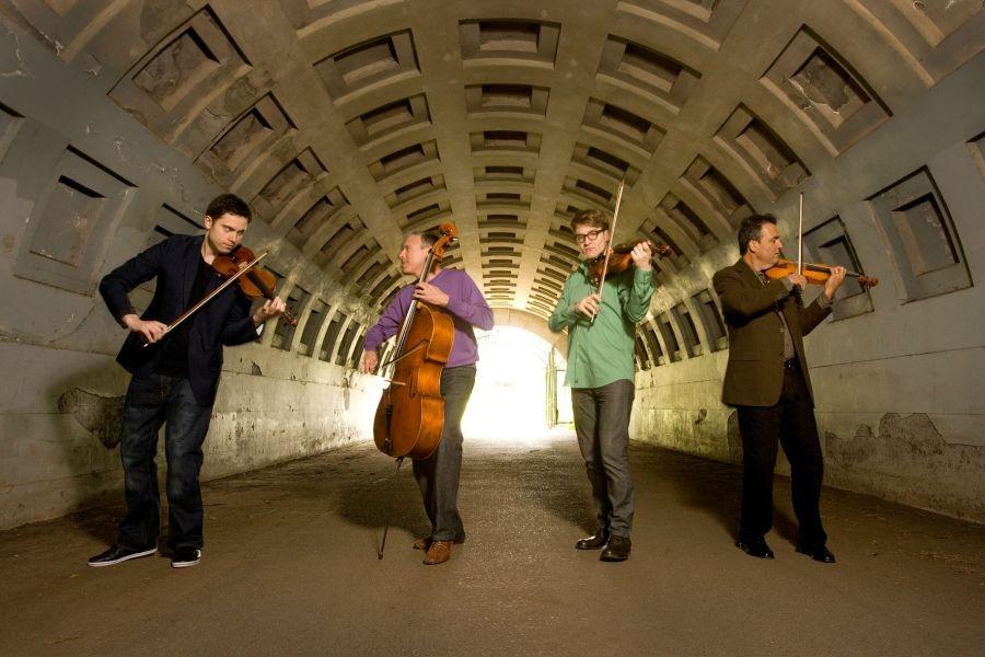 Grammy-winning Turtle Island Quartet presents the music of Miles Davis