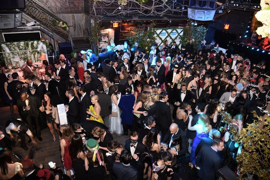 UNICEF Adventures in Wonderland Masquerade Ball at Marquee Nightclub