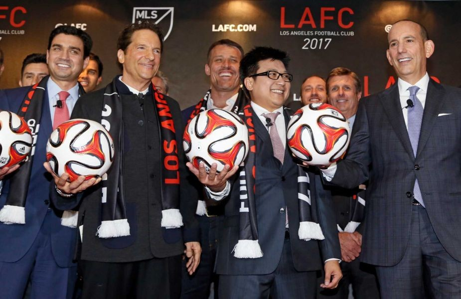 Galaxy focused as Los Angeles FC is ready for 2017