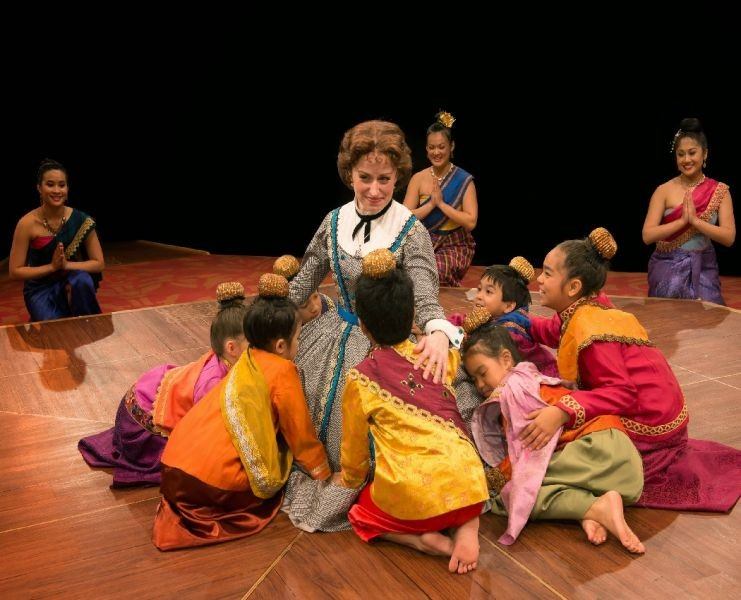 'The King and I' – A royal classic comes to the Marriott Theatre