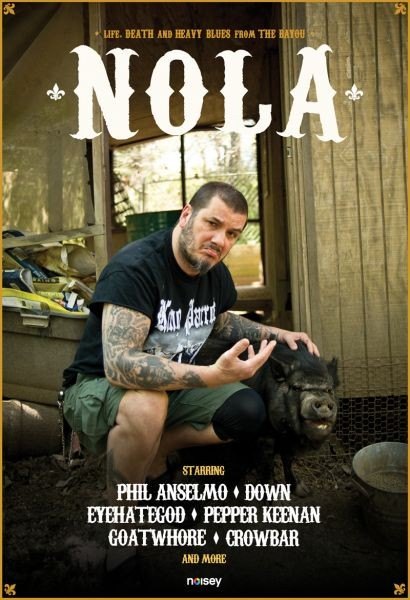 Noisey presents the final part of NOLA: Life, Death, & Heavy Blues