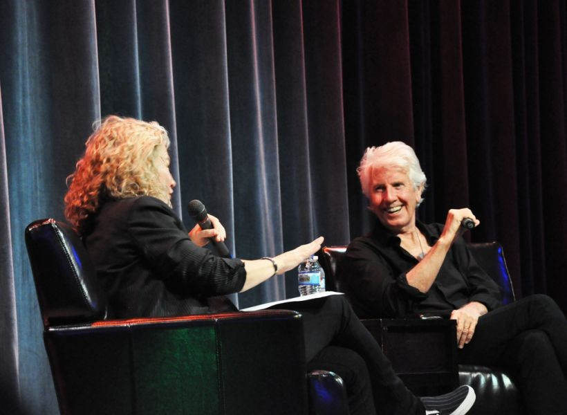 Graham Nash talks life, music, politics and his love of the Everly Brothers