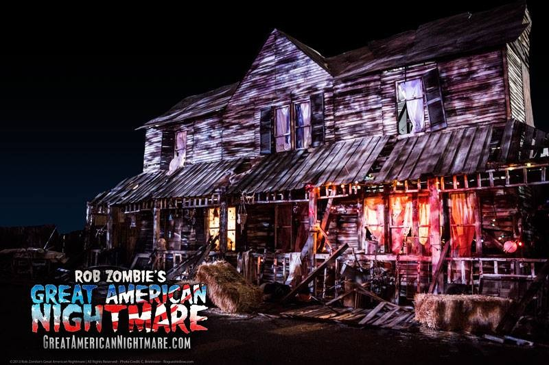 Visit the best haunted house attractions in Phoenix this Halloween