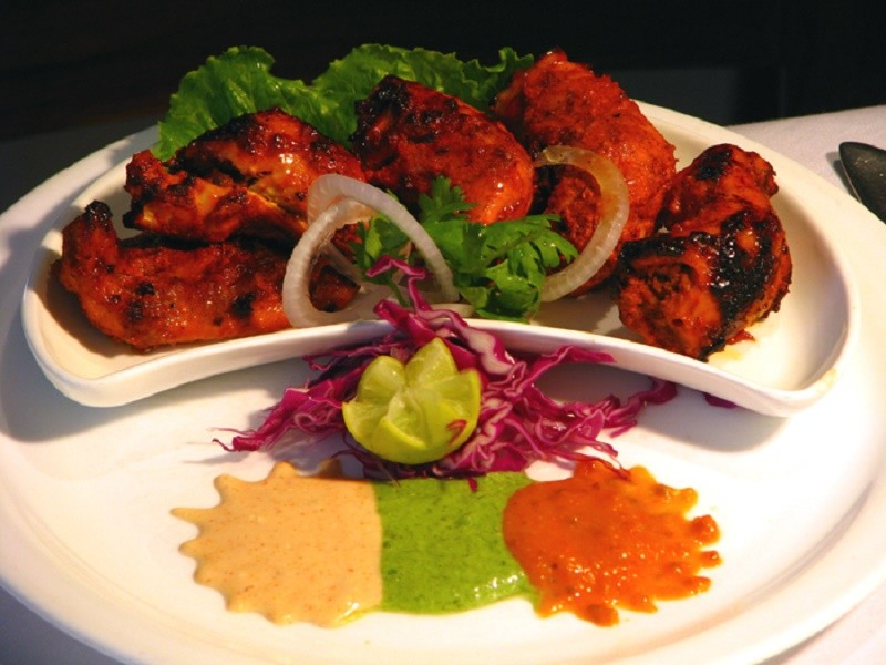 Experience Orlando's best Indian food