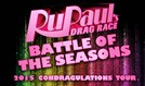 RuPaul's Drag Race: Battle of the Seasons tickets at The Regency Ballroom in San Francisco