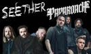 Seether and Papa Roach tickets at The Warfield in San Francisco