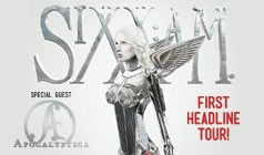 Sixx:A.M. tickets at Starland Ballroom in Sayreville