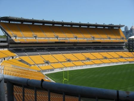 The official Pittsburgh Steelers shop has five different locations throughout Pennsylvania, including the Grove City Outlets, Pittsburgh Mil