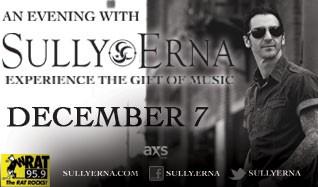 Sully Erna of Godsmack tickets at Starland Ballroom in Sayreville