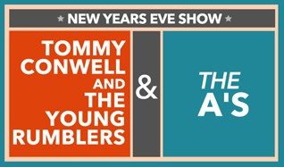 The A's & Tommy Conwell and the Young Rumblers  ... tickets at Trocadero Theatre in Philadelphia