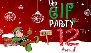 The Elf Party 2014 tickets at The Regency Ballroom in San Francisco