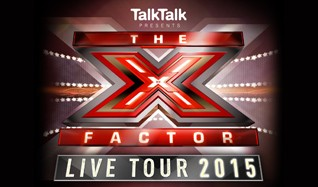 The X Factor 2015 Live Tour tickets at The O2 in London
