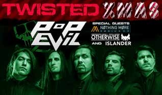 Twisted Xmas tickets at Arvest Bank Theatre at The Midland in Kansas City