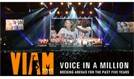 Voice in a Million tickets at The SSE Arena, Wembley in London