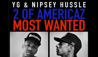 YG and Nipsey Hussle tickets at Best Buy Theater in New York