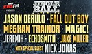 106.1 KISS FM'S JINGLE BALL featuring Jason Derulo, Fall Out Boy, MAGIC!, Jeremih, Echosmith, Meghan Trainor, Jake Miller + special guest host Nick Jonas tickets at Verizon Theatre at Grand Prairie in Grand Prairie