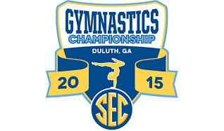 2015 SEC Women's Gymnastics Championship tickets at The Arena at Gwinnett Center in Duluth