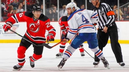 Devils continue road trip in Edmonton and look to snap losing streak