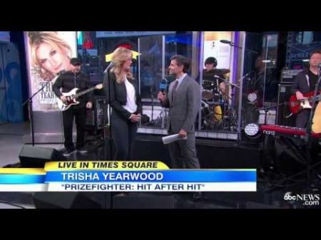 Trisha Yearwood releases 'PrizeFighter: Hit After Hit'