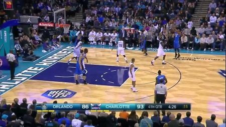 Charlotte Hornets blow 23-point lead in loss to Orlando Magic