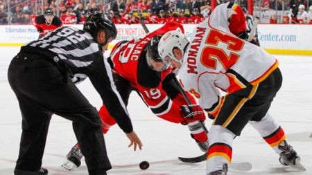 Cammalleri faces his former team as Devils visit Calgary