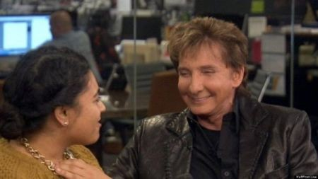 "See Barry Manilow ""One Last Time"""