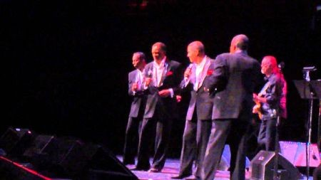 Doo wop legends Little Anthony and the Imperials are on the outside looking in