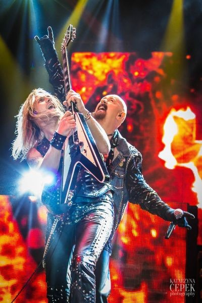 Judas Priest, Steel Panther end first leg of US tour on a Pacific Northwest high