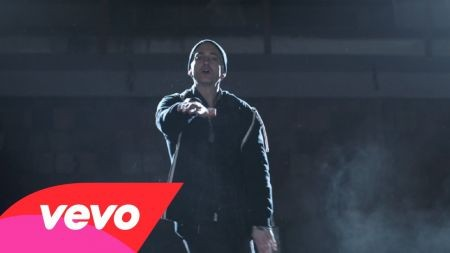 Watch: Eminem surrigate gets in the ring for 'Guts Over Fear' video