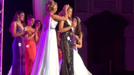 Sophie Baird crowned Miss Massachusetts Teen USA
