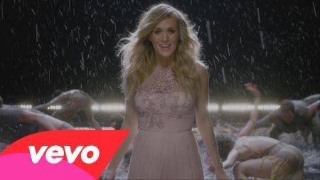 Carrie Underwood's 'Something In The Water' continues to dominate country sales