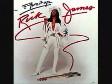 Rick James' 'Fire it Up' not his worst, but it's up there