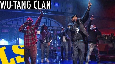 Wu-Tang Clan play Letterman, share political new song