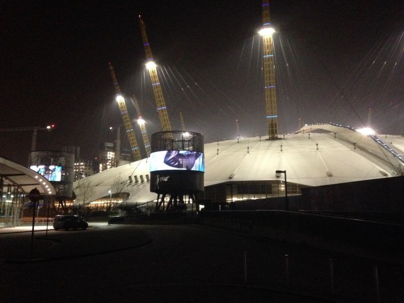 A week in the life of The O2: Day 4