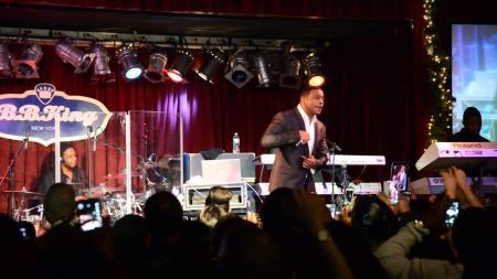 Album release show for R&B singer Keith Sweat to take place next spring