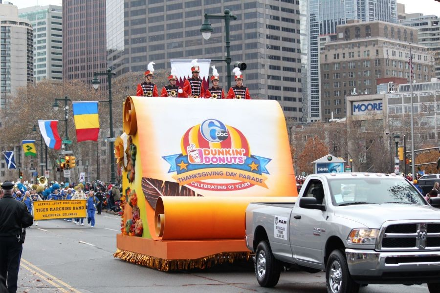 Photo Gallery: Philadelphia's Thanksgiving Day Parade celebrates 95 years