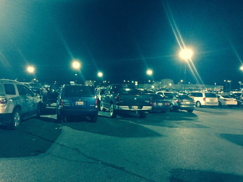 Black Friday 2014 in Enid, Okla. turns out chaos free