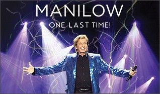 Barry Manilow tickets at The Arena at Gwinnett Center in Duluth