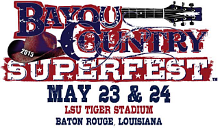 Bayou Country Superfest - 2 Day Package tickets at LSU Tiger Stadium in Baton Rouge